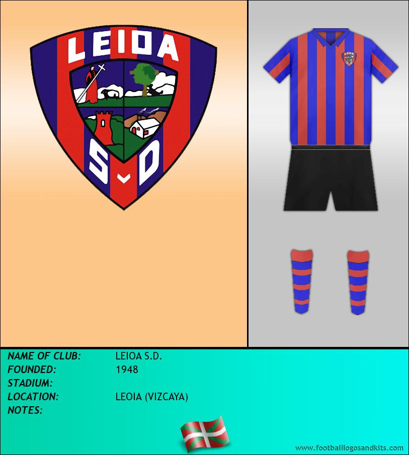 Logo of LEIOA S.D.