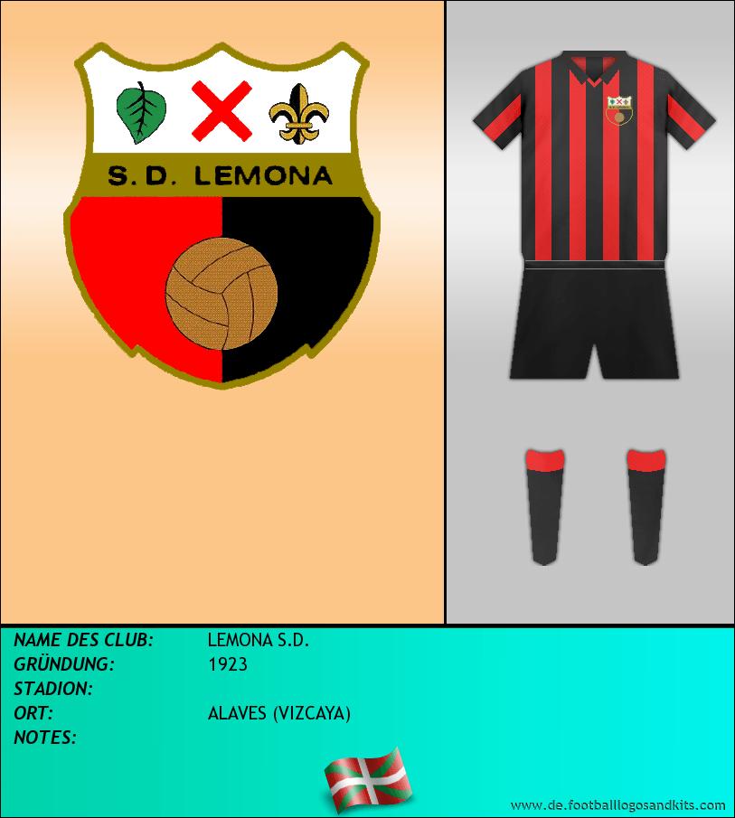 Logo LEMONA S.D.