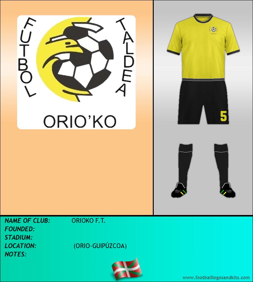 Logo of ORIOKO F.T.