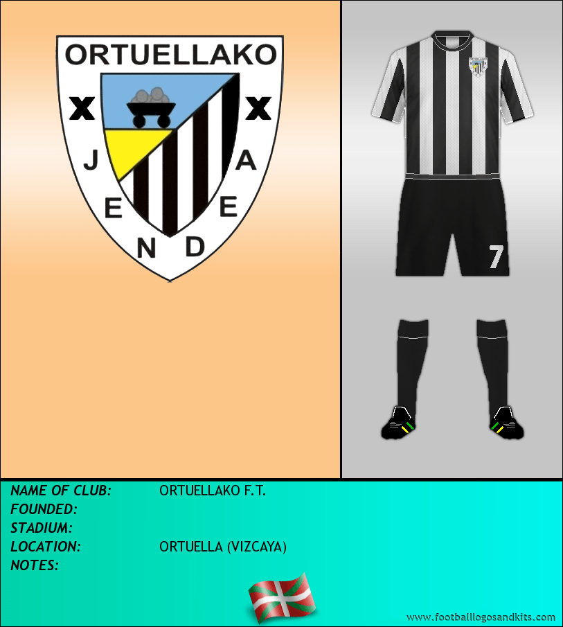 Logo of ORTUELLAKO F.T.