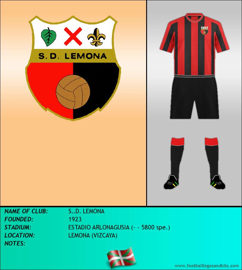Logo of S..D. LEMONA