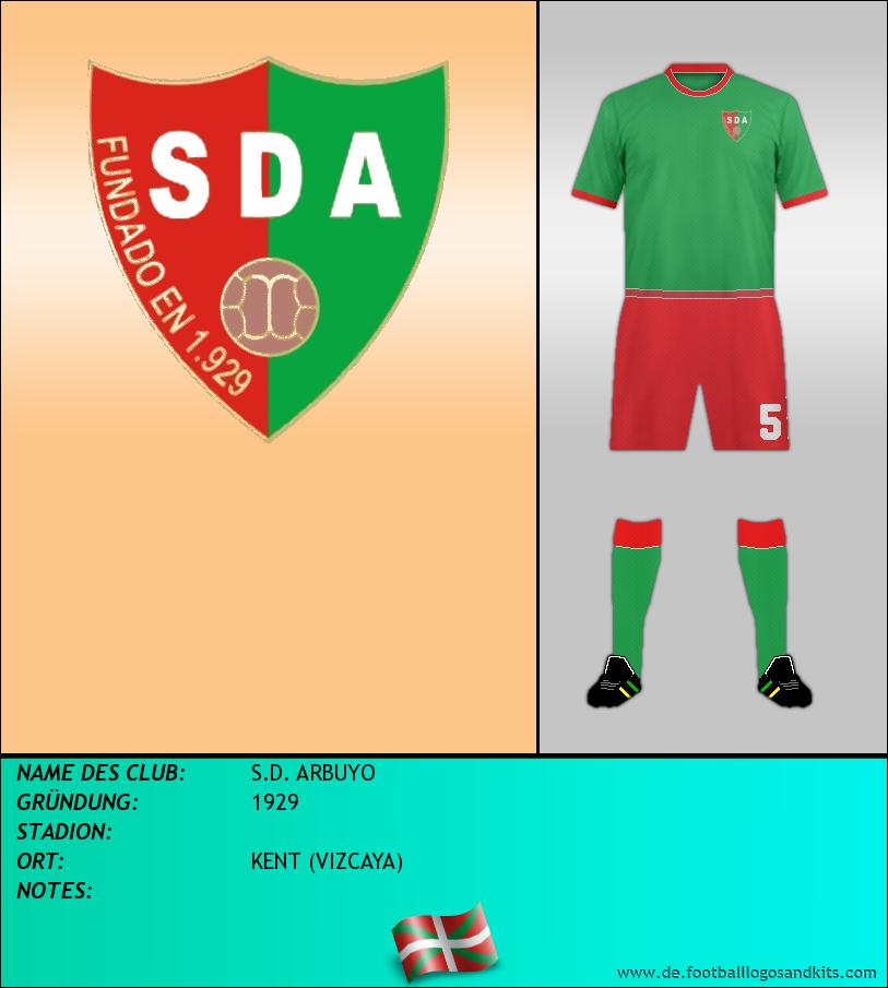 Logo S.D. ARBUYO