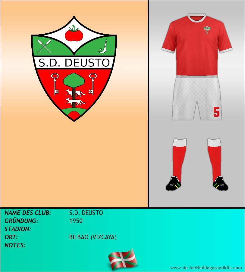 Logo S.D. DEUSTO