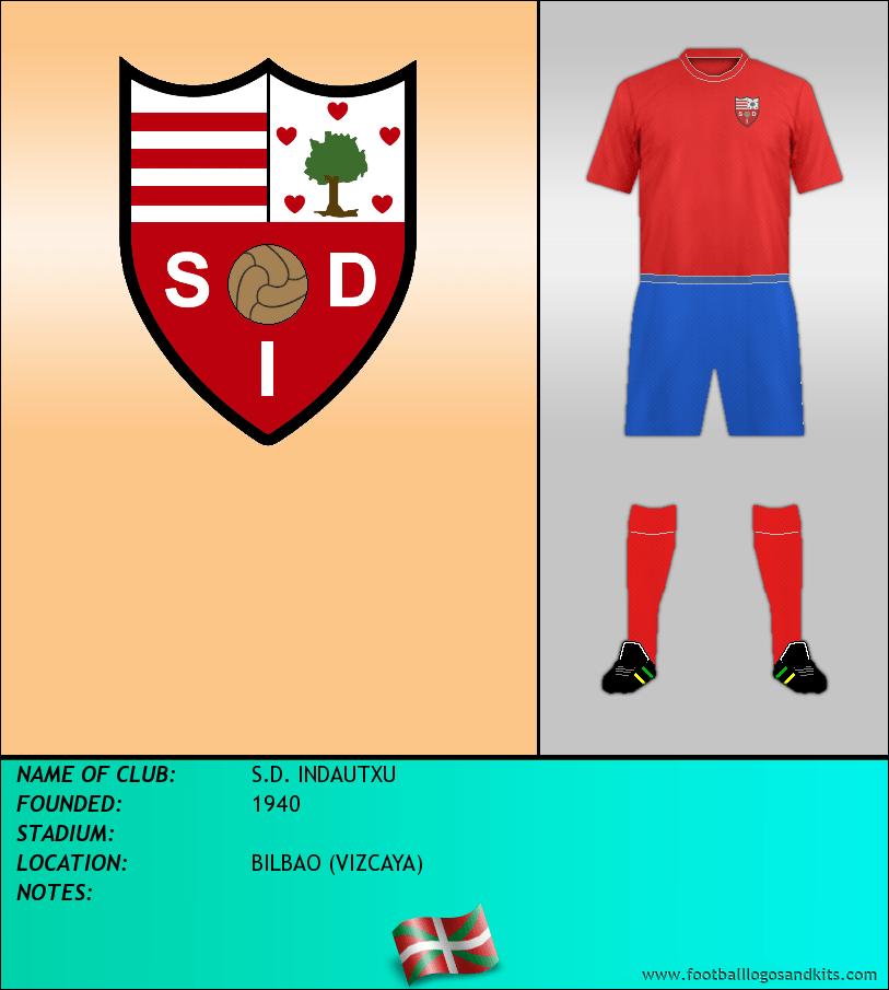 Logo of S.D. INDAUTXU
