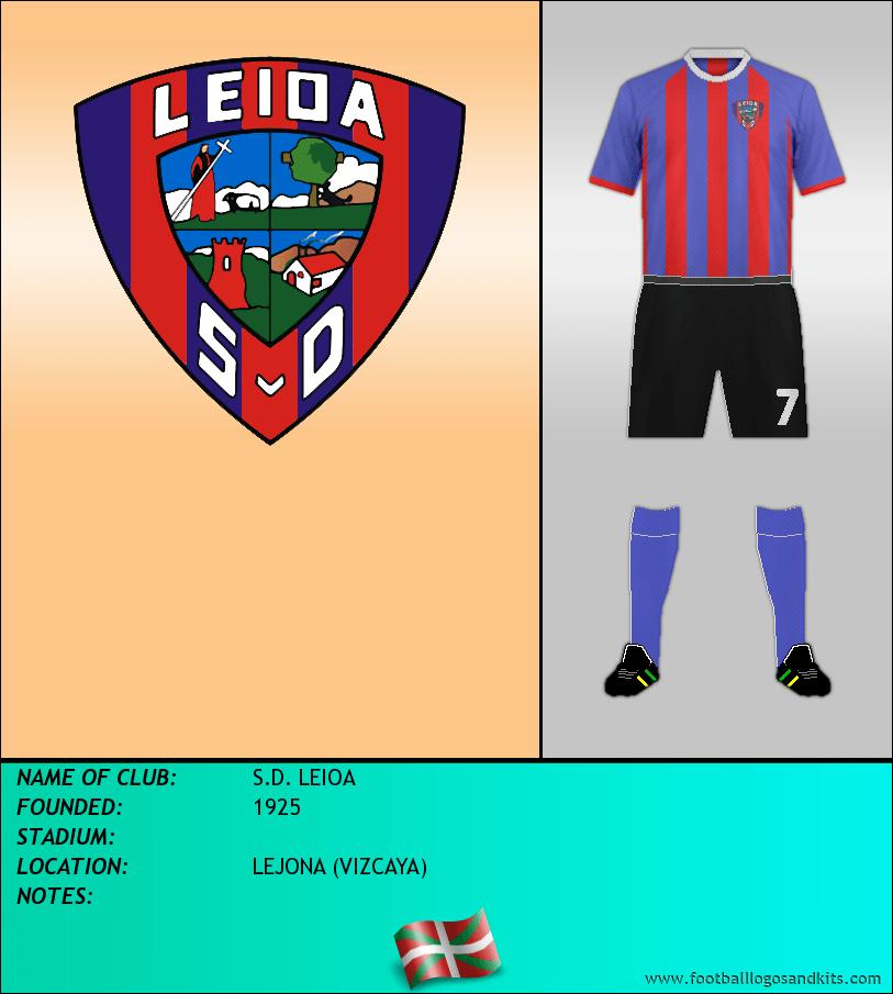 Logo of S.D. LEIOA