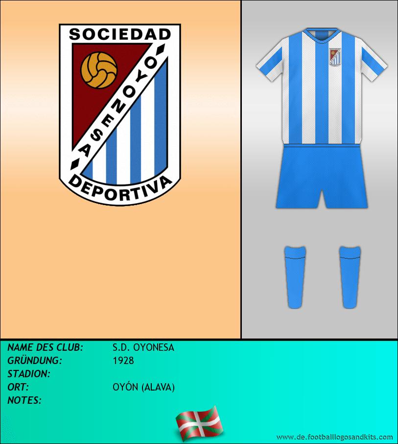 Logo S.D. OYONESA