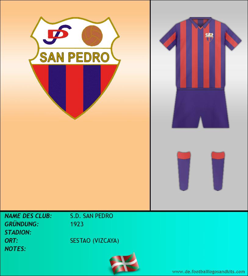 Logo S.D. SAN PEDRO