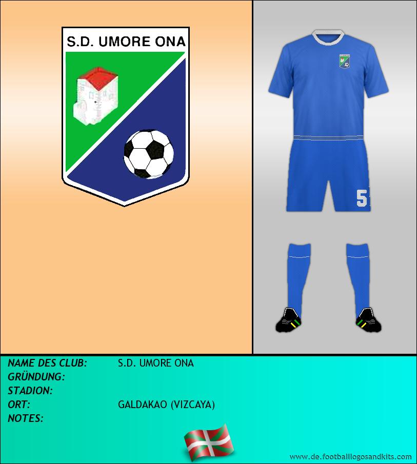 Logo S.D. UMORE ONA