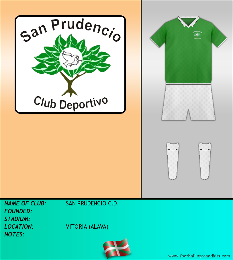 Logo of SAN PRUDENCIO C.D.