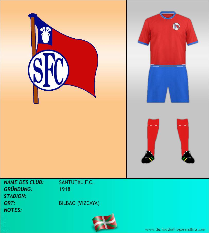 Logo SANTUTXU F.C.