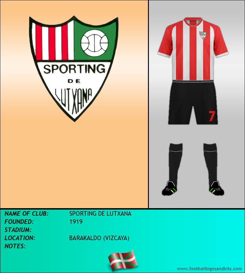Logo of SPORTING DE LUTXANA