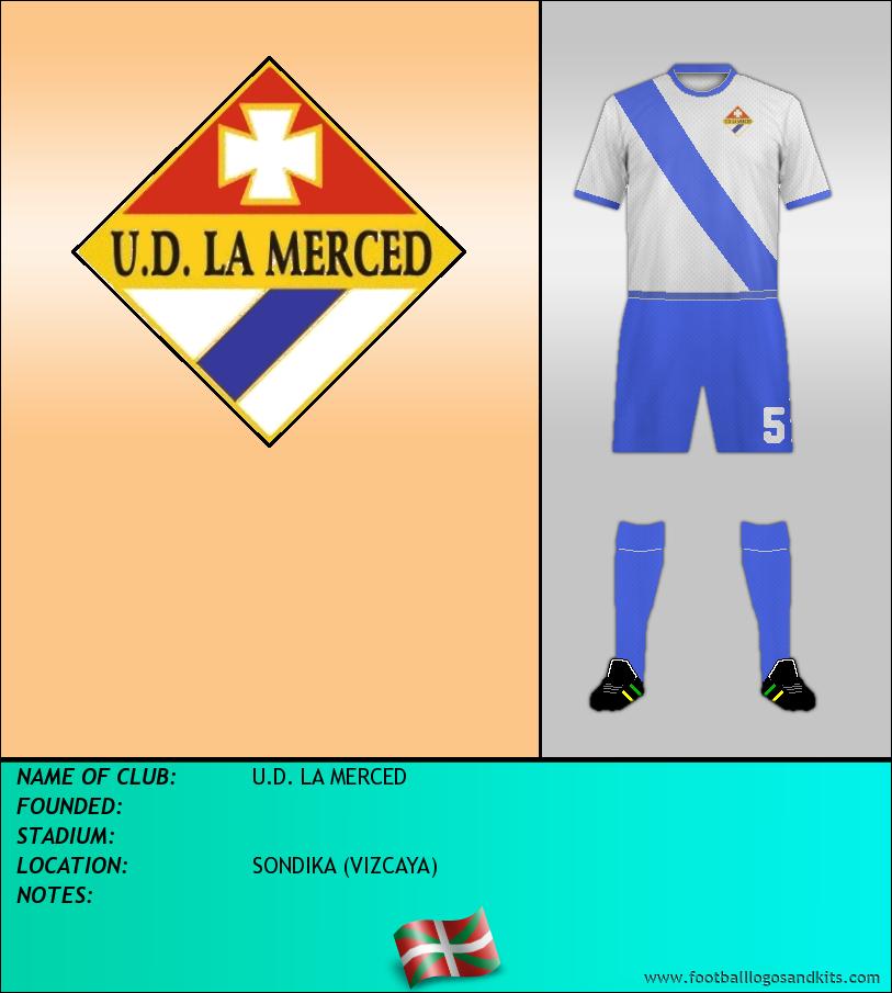 Logo of U.D. LA MERCED
