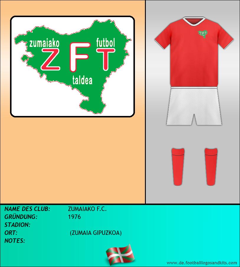 Logo ZUMAIAKO F.C.