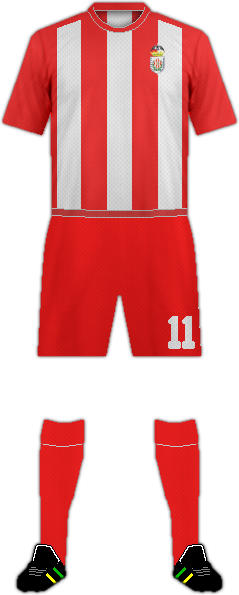 Kit ATLÉTICO VALLBONENSE