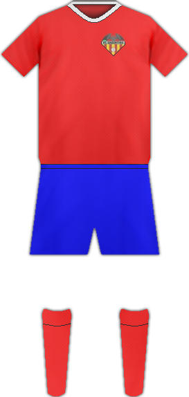 Kit ATLETICO SAGUNTINO