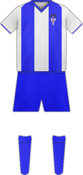 Kit C.D. ALCOYANO