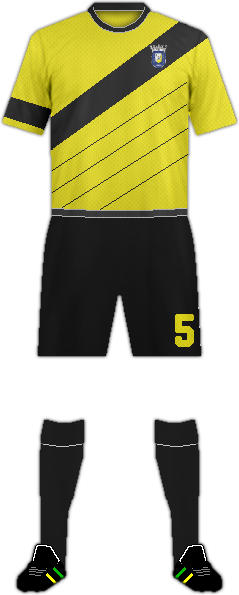 Kit CF SPORTING DE MANISES