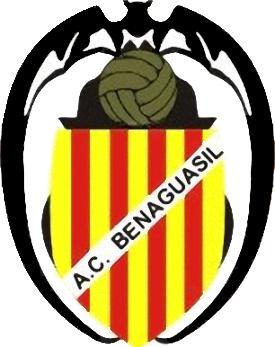 のロゴasociaciónclubBENAGUASIL (バレンシア)