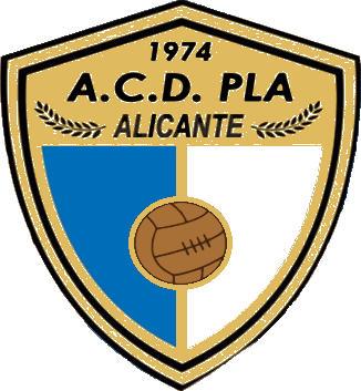 Logo de A.C.D. PLA (VALENCE)