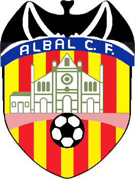 Logo of ALBAL C.F. (VALENCIA)