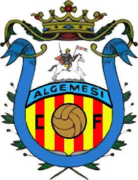 Logo de ALGEMESÍ C.F. (VALENCE)