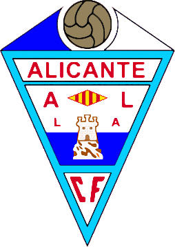 Logo of ALICANTE C.F (VALENCIA)