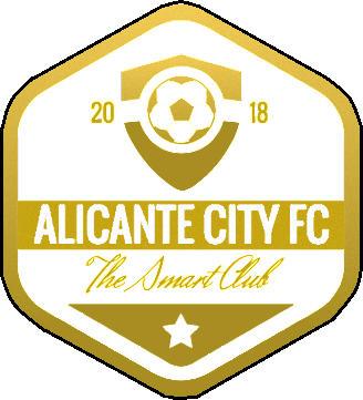 Logo of ALICANTE CITY F.C. (VALENCIA)