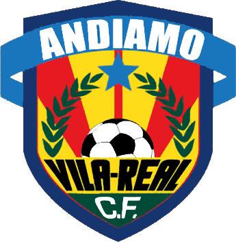 Logo of ANDIAMO VILA-REAL C.F. (VALENCIA)