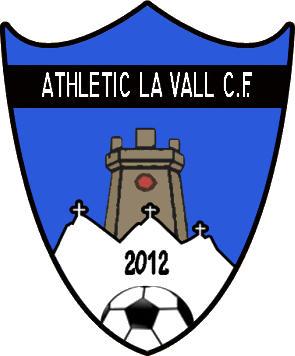 Logo de ATHLETIC LA VALL C.F. (VALENCE)