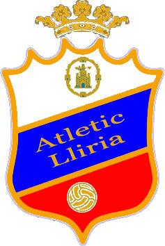 Logo de ATLÉTIC LLIRIA (VALENCE)