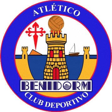 Logo de ATLÉTICO BENIDORM C.D. (VALENCE)