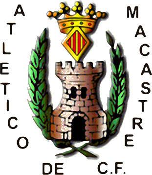 Logo de ATLÉTICO DE MACASTRE C.F. (VALENCE)