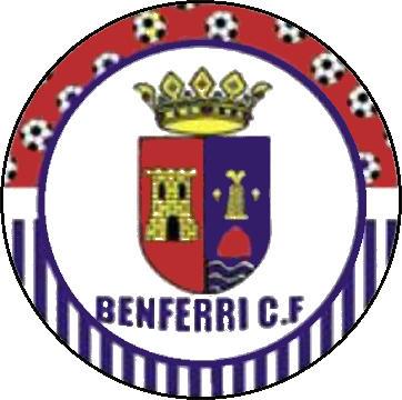 Logo of BENFERRI C.F.-2 (VALENCIA)
