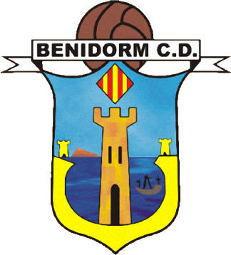 Logo BENIDORM C.D. (VALENCIA)