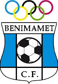Logo of BENIMÁMET C.F. (VALENCIA)