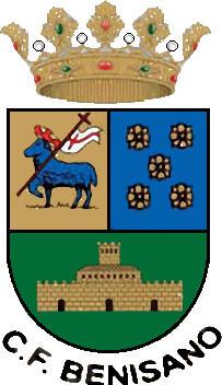 Logo de BENISANÓ C.F. (VALENCE)