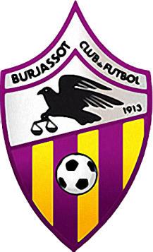 标志burjassot俱乐部 (瓦伦西亚)
