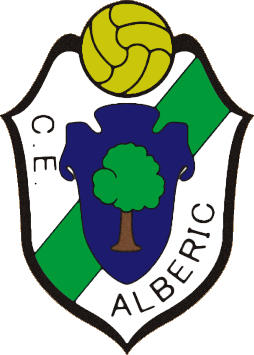 Logo of C.D. ALBERIQUE (VALENCIA)