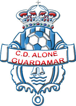 Logo C.D. ALONE GUARDAMAR (VALENCIA)