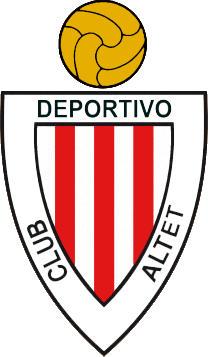 Logo of C.D. ALTET (VALENCIA)