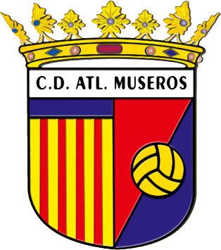 Logo of C.D. ATLÉTICO MUSEROS (VALENCIA)