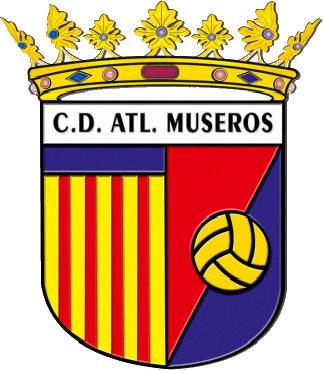 Logo of C.D. ATL. MUSEROS (VALENCIA)