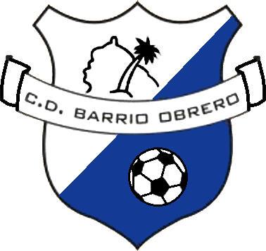 Logo of C.D. BARRIO OBRERO (VALENCIA)