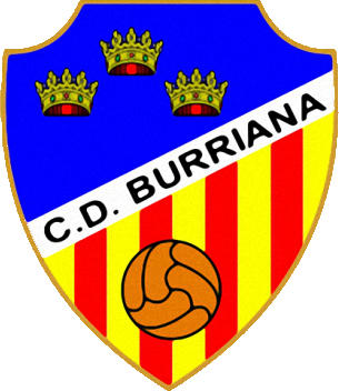 Logo of C.D. BURRIANA (VALENCIA)