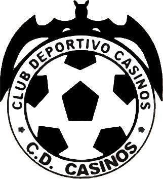 Logo of C.D. CASINOS (VALENCIA)