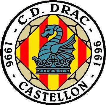 Logo of C.D. DRAC CASTELLÓN (VALENCIA)