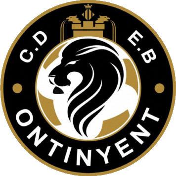 Logo of C.D. E.B. ONTINYENT (VALENCIA)