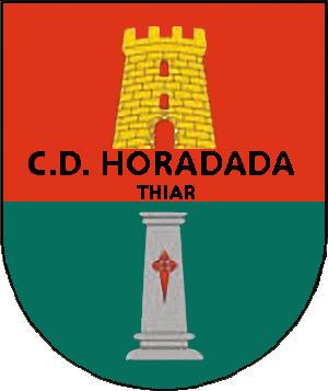 Logo de C.D. HORADADA THIAR (VALENCE)