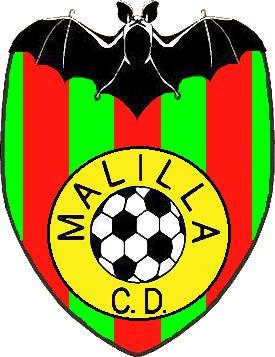 Logo de C.D. MALILLA (VALENCE)