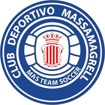 Logo of C.D. MASSAMAGRELL (VALENCIA)